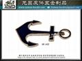 金屬吊牌 金屬吊飾 鑰匙圈配件