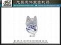 Pet hardware Dog buckle accessories