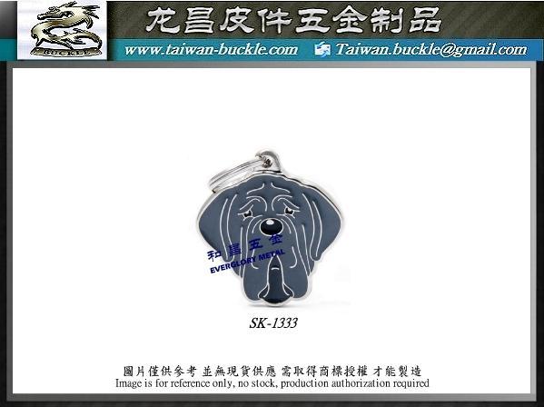 寵物五金 客製吊飾 貓狗吊牌 5