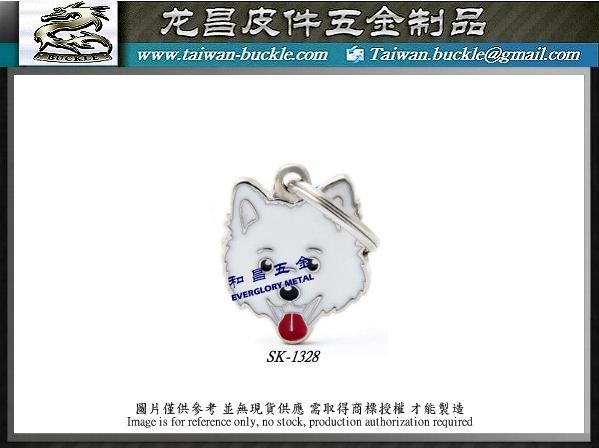 寵物五金 客製吊飾 貓狗吊牌 7