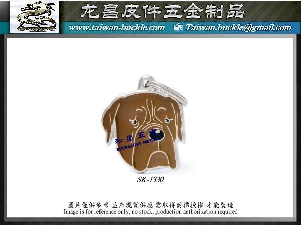 寵物五金 客製吊飾 貓狗吊牌 9