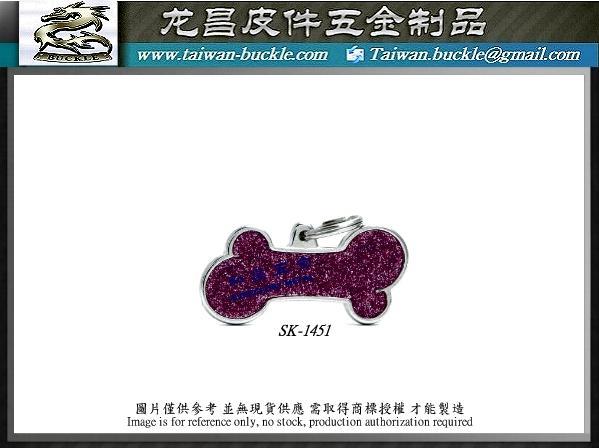 寵物五金 金屬掛牌 貓狗吊飾 2