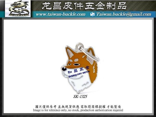寵物五金 金屬掛牌 貓狗吊飾 5