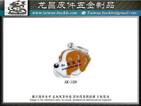 寵物五金 金屬掛牌 貓狗吊飾 8