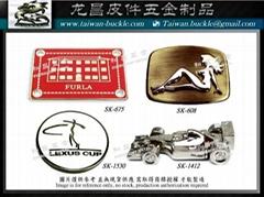 金屬logo銘牌 銘板製造 金屬扣具