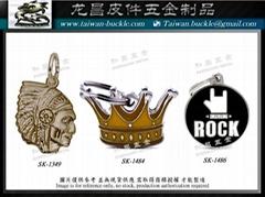 金属logo铭牌 铭板制造 金属扣具