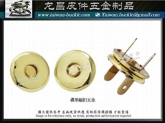 Taiwan Buckle Buckle Magnetic Button