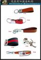 鑰匙圈金屬配件 皮革鑰匙圈