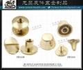 五金 金屬 扣具  飾片  銅環