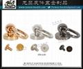 皮革五金-金屬螺絲扣