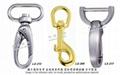 皮件五金 皮包配件 金屬鉤環