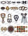 鞋類五金 服裝金屬 皮件飾品 皮包扣具