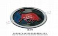 金屬吊牌 銘牌 Logo 飾片 五金配件 開發生產