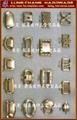 皮带釦 装饰扣  五金织袋扣环 FJ-110-FJ-133
