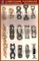金屬裝飾配件 鑽鏈 飾鏈  4