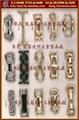 金屬裝飾配件 鑽鏈 飾鏈  5