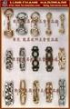 鞋材五金 輔料配件 鞋飾鏈 鑽扣