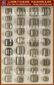 皮革 皮飾五金配件 扣環 飾釦 2