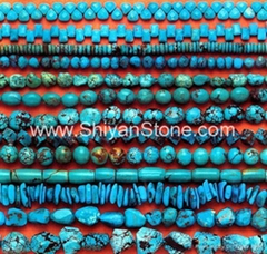 Natural Turquoise Beads