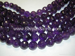 Amethyst(facet rounds)