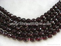 Garnet(faceted rounds)