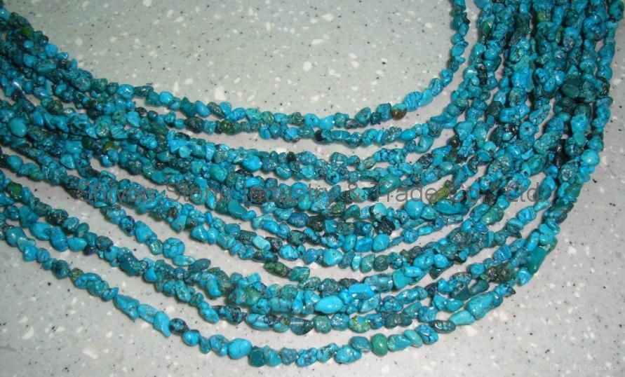 Small Turquoise Nuggets(YD005-3)