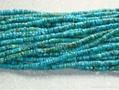 Turquoise heishi beads(YD004)