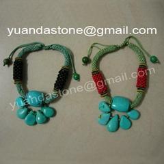 Turquoise bracelets (YD255)