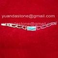 Natural turquoise bracelets (YD265)
