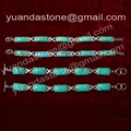 Natural turquoise bracelets (YD266)