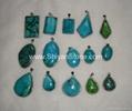 Jewelry(925 silver turquoise pendants)