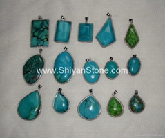 Jewelry(925 silver turquoise pendants) YD360 (Hot Product - 1*)