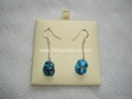 turquoise earrings(YD301)