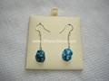 turquoise earrings(YD301)