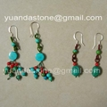 Turquoise earring (YD350)