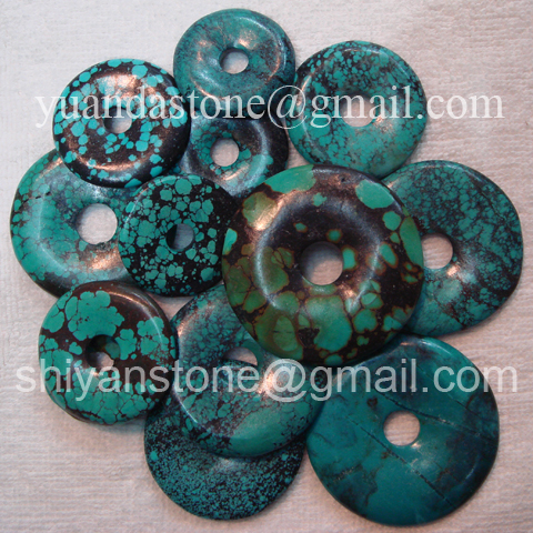 Turquoise donuts(YD020)