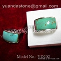 Jewelry(turquoise rings)YD201-YD205
