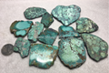 Natural turquoise rough slab YD108