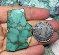 Natural turquoise rough slab YD107