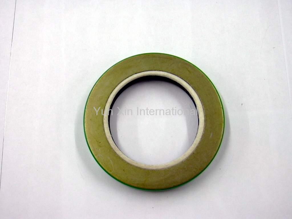 棉墊片油封(Fiber insert seal) 2