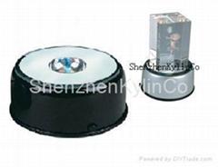 LED turntable