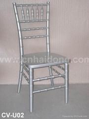 Banquet Chiavari Chair   Silver