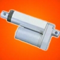linear actuator instead of hydraulic cylinder