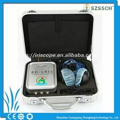 西班牙语版本矢量8D LRIS NLS全身细胞分析仪扫描设备