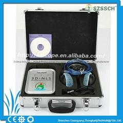 Russian Original 3D NLS Health Analyzer Machine for Body Circulatory System