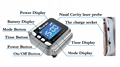 Hot sale digital high blood pressure laser therapy watch 2