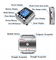 Hot sale digital high blood pressure laser therapy watch 3