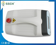 650nm and 808nm cold laser rehabilitation therapy for joint pain, injuire