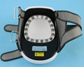 Household heating knee massager machine for arthritis, knee belt massager
