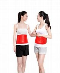 減肥腰帶電池供電加熱墊